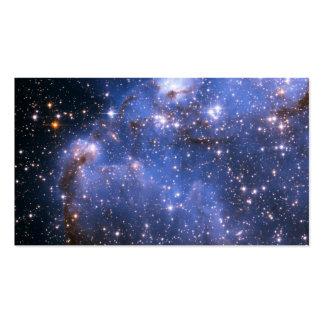 Pequeña nube de Magellanic Tarjetas De Visita