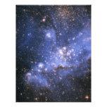 Pequeña nube de Magellanic Tarjetón