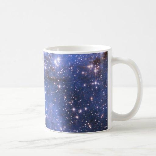 Pequeña nube de Magellanic Tazas