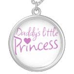 Pequeña princesa de Daddys Collar Personalizado