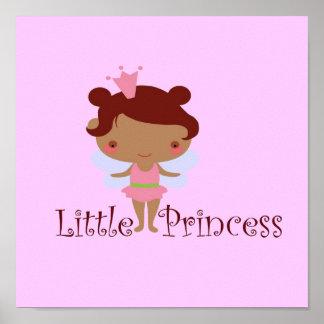 Pequeña princesa póster