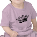 Pequeña princesa Shirt Camisetas