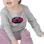 Pequeña señora bonita Ladybug T-Shirt Camiseta