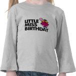 Pequeña Srta. Birthday Classic 2 Camiseta