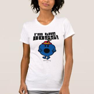 Pequeña Srta. Bossy el   soy Boss Camiseta