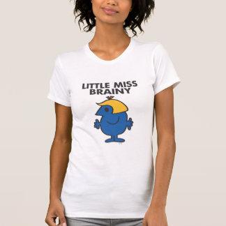 Pequeña Srta. Brainy Classic 2 Camiseta
