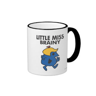 Pequeña Srta. Brainy On The Move Taza A Dos Colores