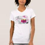Pequeña Srta. Chatterbox Says te amo Tee Shirts