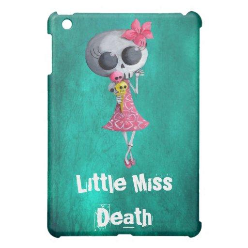 Pequeña Srta. Death con el helado - texto de encar