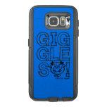 Pequeña Srta. Giggles Sketch Funda OtterBox Para Samsung Galaxy S6