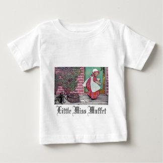 Pequeña Srta. Muffet Playera De Bebé