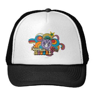 Pequeña Srta. Naughty Rainbow Gorro De Camionero