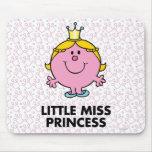 Pequeña Srta. princesa Classic Alfombrillas De Ratón
