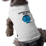 Pequeña Srta. Shy Classic Camisa De Mascota