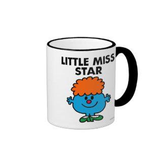 Pequeña Srta. Star Classic Tazas De Café