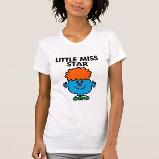 Pequeña Srta Star Classic Camisetas