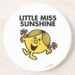 Pequeña Srta. Sunshine Classic 2 Posavasos Diseño
