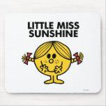 Pequeña Srta. Sunshine Classic 3 Tapete De Raton