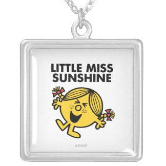 Pequeña Srta. Sunshine Colgante Cuadrado