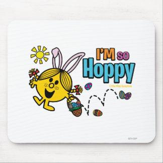 Pequeña Srta. Sunshine de Pascua Tapetes De Ratones