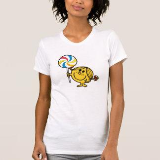 Pequeña Srta. Sunshine Lollipop Camisetas