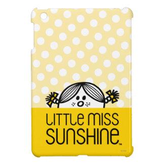 Pequeña Srta. Sunshine Peeking Over Name