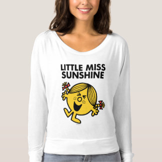 Pequeña Srta. Sunshine Playera