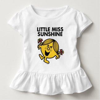 Pequeña Srta. Sunshine Playera De Bebé