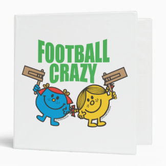 "Pequeña Srta. Sunshine y fútbol de las risitas Carpeta 1 1/2"""