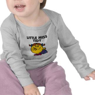 Pequeña Srta. Tidy Classic Camiseta
