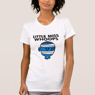 Pequeña Srta. vendada Whoops Tshirt