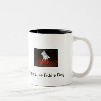 Pequeña taza de café de Lucas