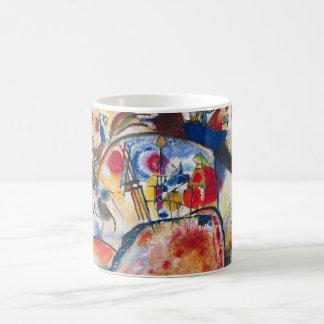 Pequeña taza de los placeres de Kandinsky