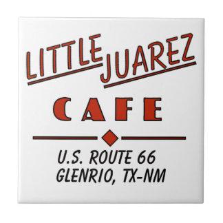 Pequeña taza del café de Juarez Azulejo Cerámica