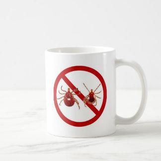 Pequeña taza, señal de la enfermedad de Lyme Taza De Café