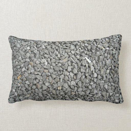 Pequeña textura de la roca almohadas