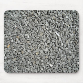 Pequeña textura de la roca tapetes de ratón