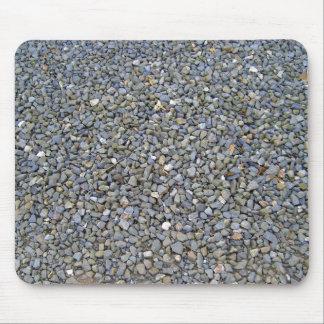 Pequeña textura de las piedras tapete de ratón