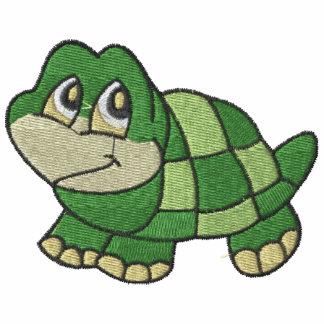 Pequeña tortuga linda