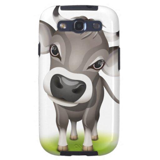 Pequeña vaca suiza galaxy s3 cobertura