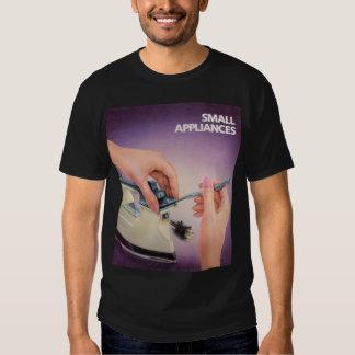 Pequeñas aplicaciones camisas