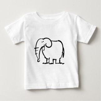 pequeñas camisetas de wobblies playeras