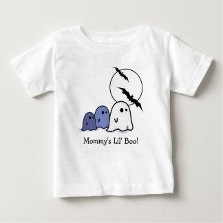 Pequeñas camisetas divertidas del niño de playeras