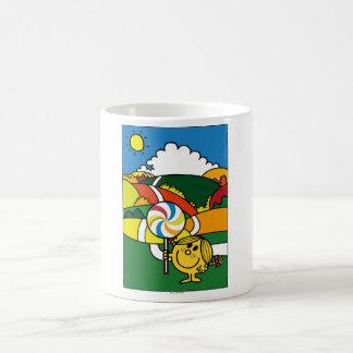 Pequeñas colinas y Lollypop de Srta. Sunshine el | Taza De Café