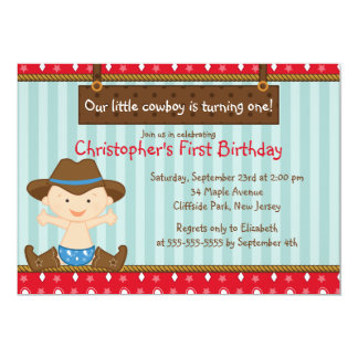 Pequeñas invitaciones lindas de la fiesta de invitación personalizada