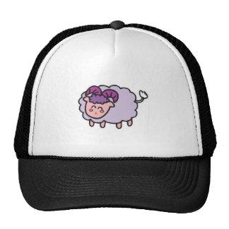 pequeñas ovejas felices gorra