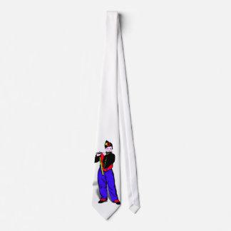 Pequeño ala del flautista de Manet Corbatas Personalizadas