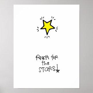 pequeño alcance de wobblies para las estrellas póster