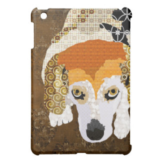 Pequeño arte de Chloe (beagle)