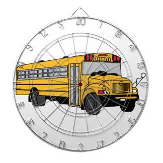Pequeño autobús escolar